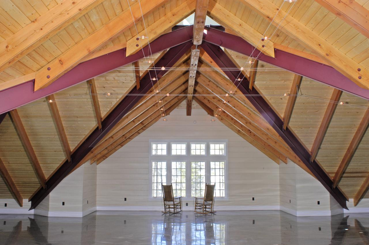 Private Residence - Barn - Lake Sunapee, NH