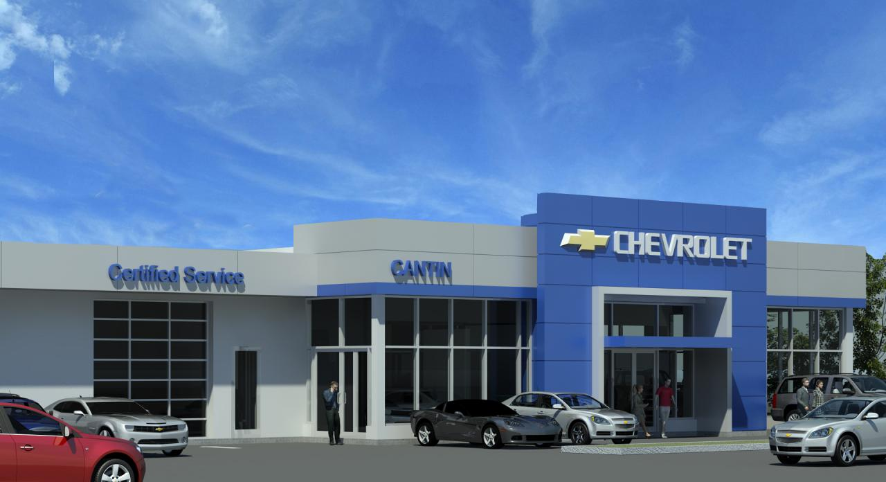 Automotive Dealership - Laconia, NH