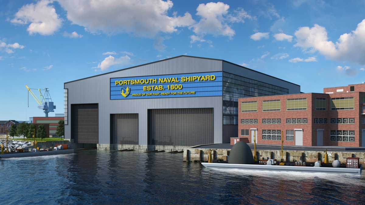 industrial, energy retrofit, sustainable, waterfront, government, LEED Certification
