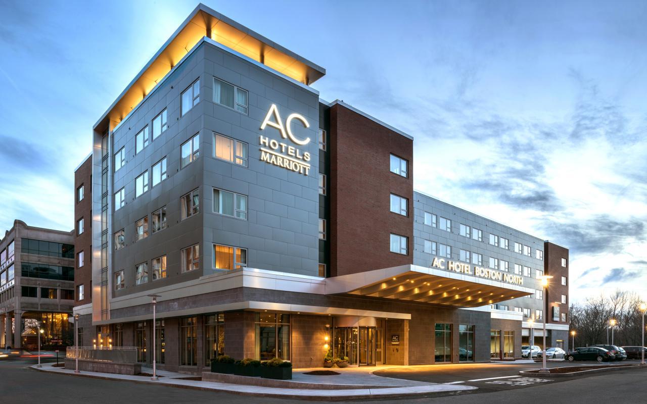 AC Hotel by Marriott Medford, MA