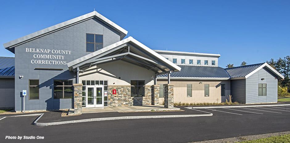 Belknap County Community Corrections Facility - Laconia, NH