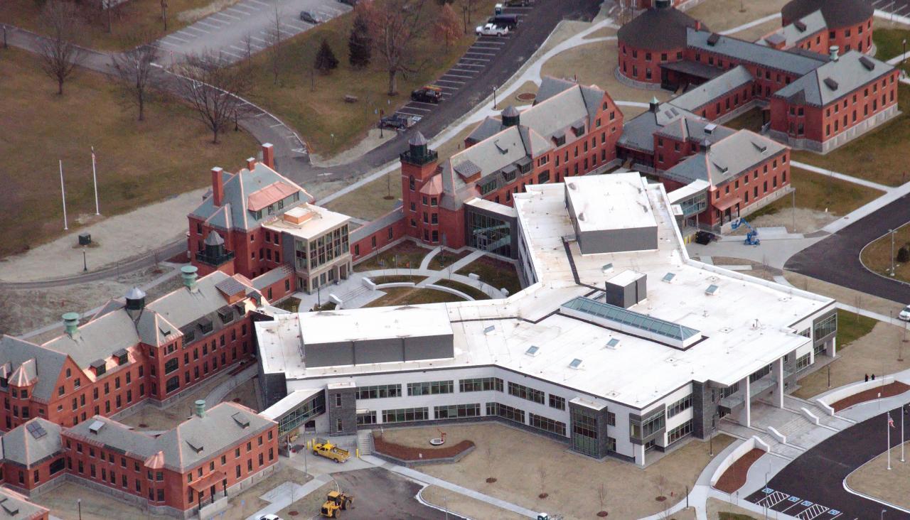 State of Vermont, Waterbury State Office Complex Restoration