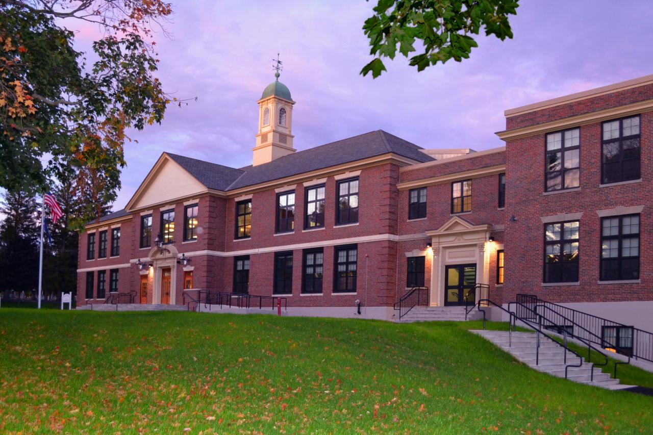 Hampton Academy, North Hampton NH