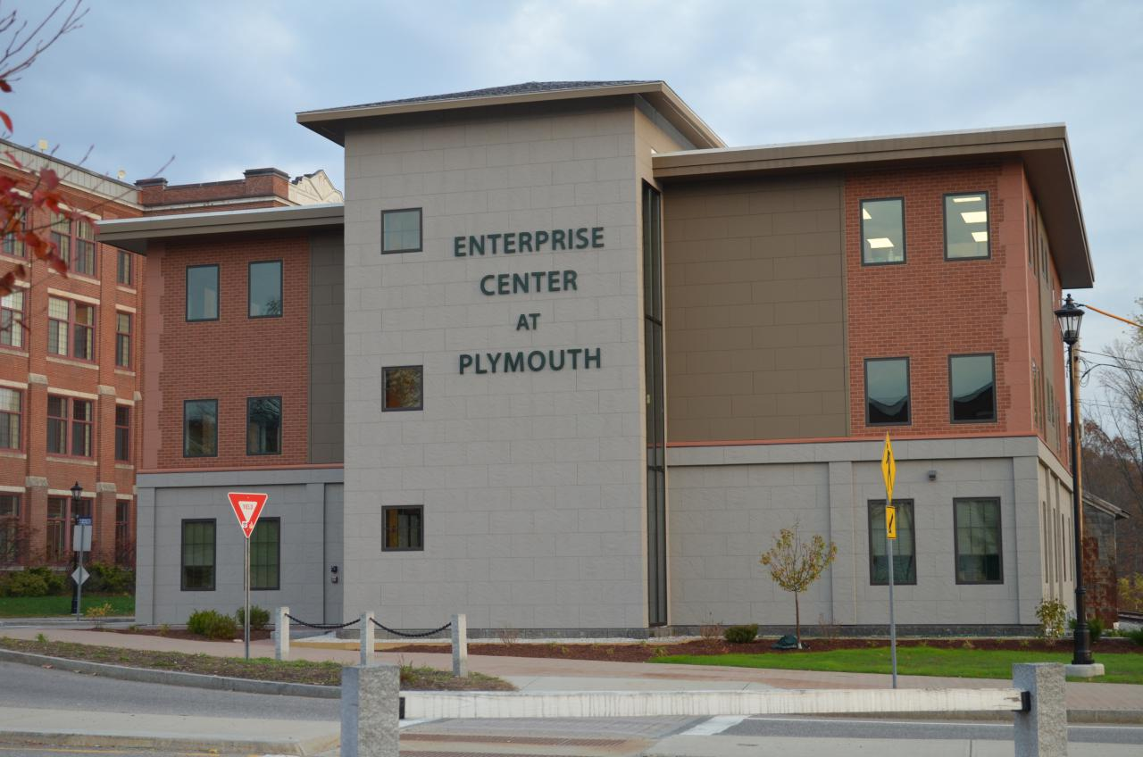 new office block, Plymouth NH