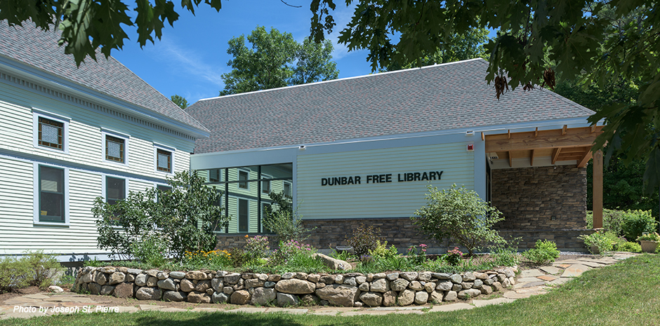 Dunbar Free Library Addition - Grantham, NH