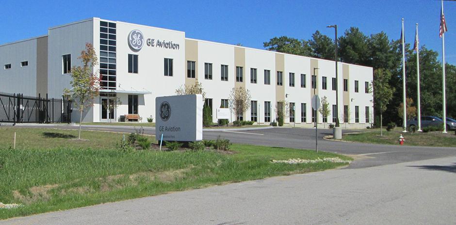 GE Aviation Plant Expansion - Hooksett, NH