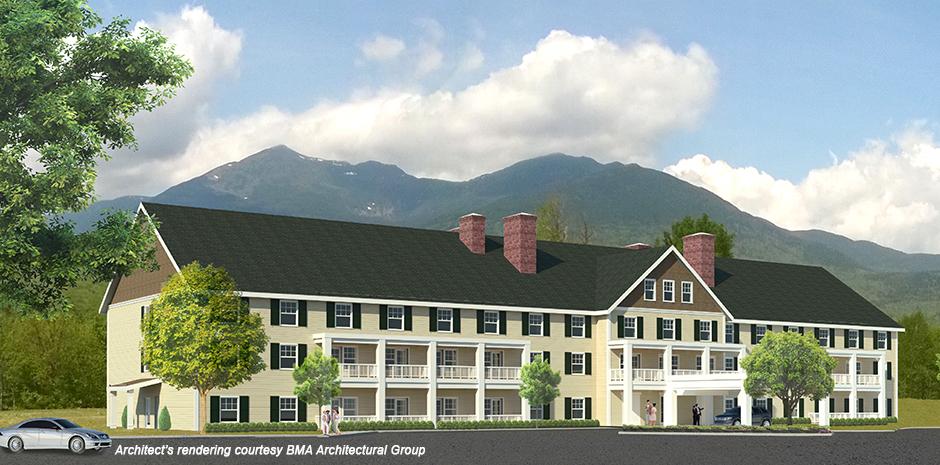 Glen House Hotel - Mt. Washington Auto Road, Green's Grant, NH