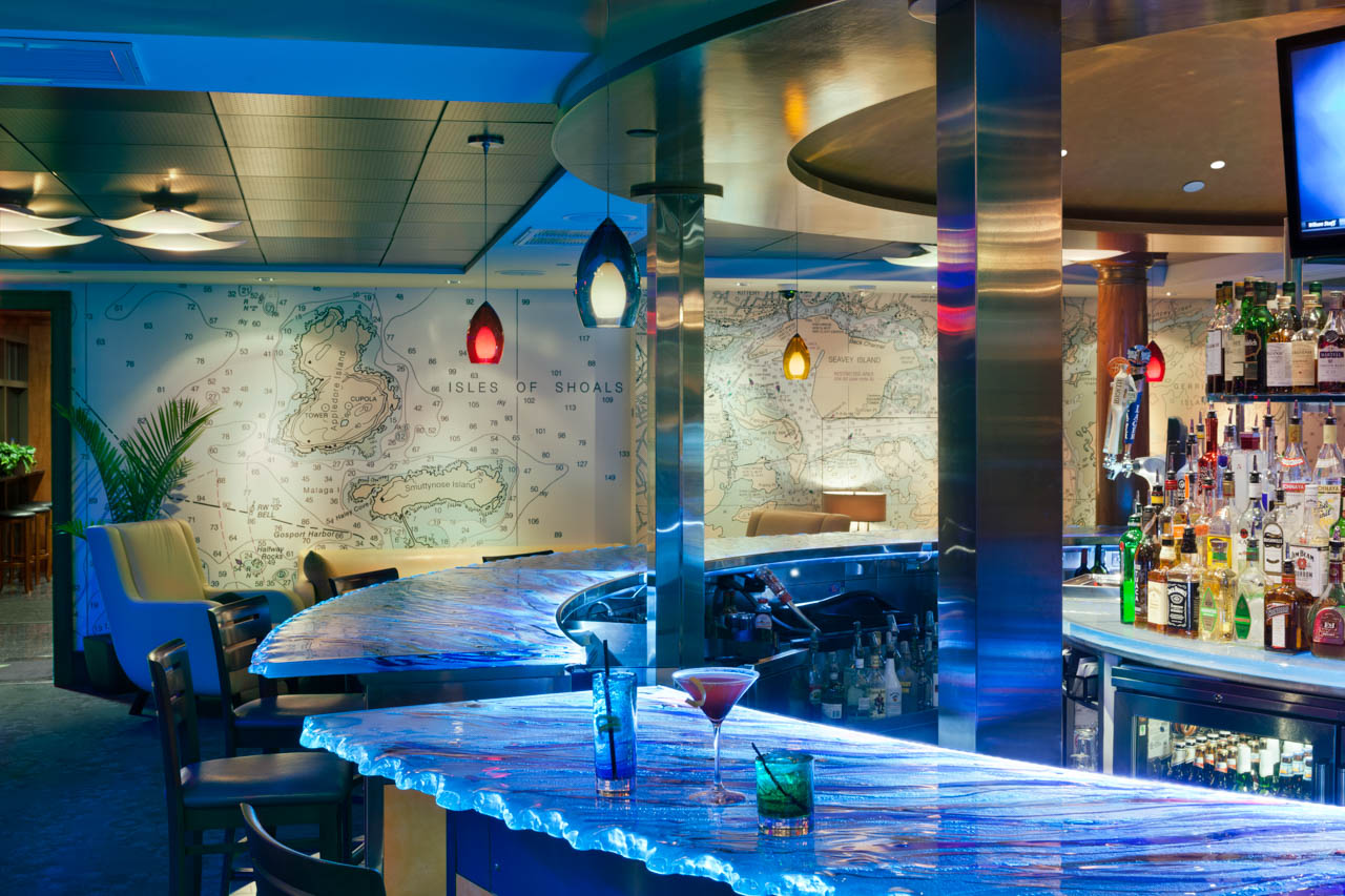 Restaurant/Bar Interior, Portsmouth, NH | Client: McHenry Architecture