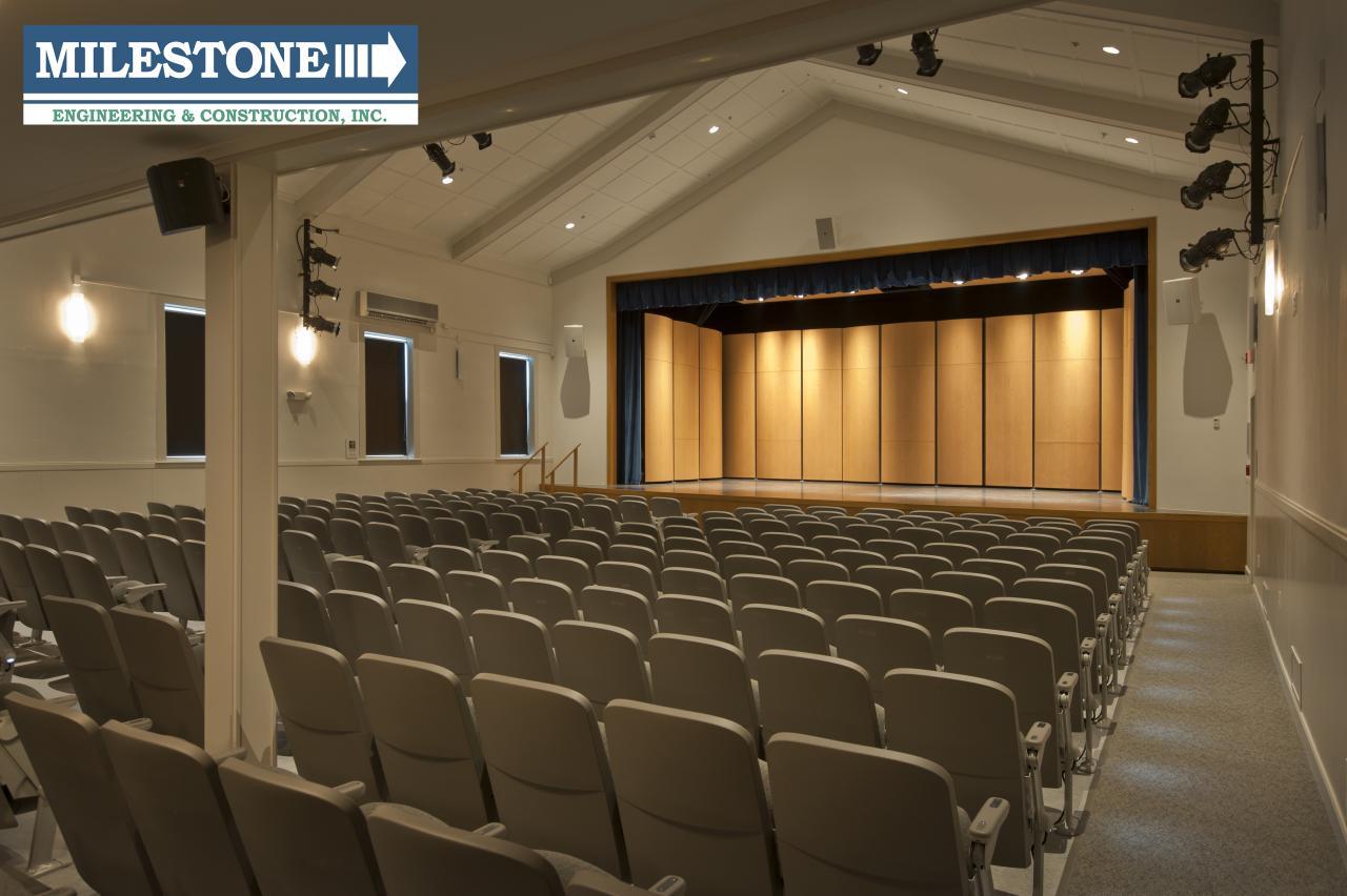 Brewster Academy - Anderson Hall, Wolfeboro, NH