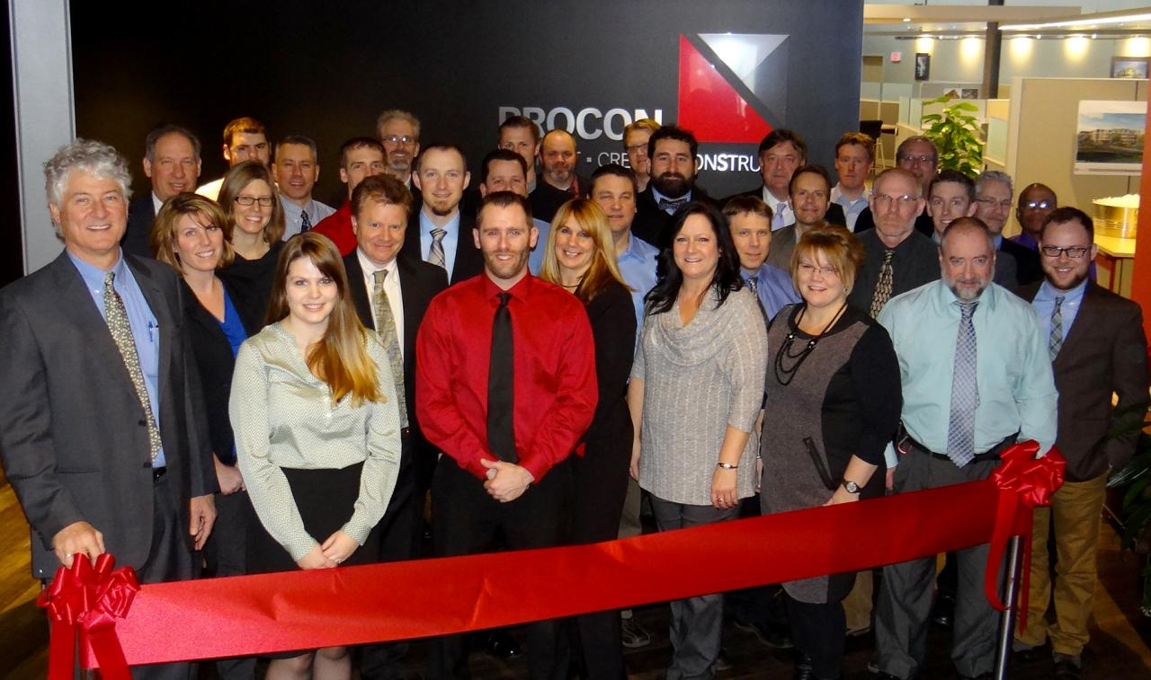 PROCON Architecture and Engineering team