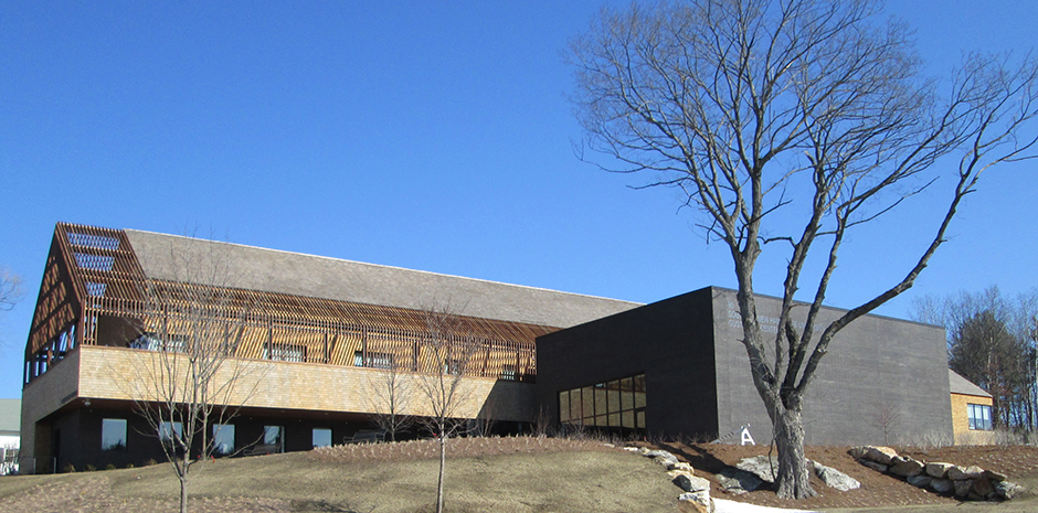 Civl Engineering Services for: SNHU Gustafson Welcome Center - Manchester, NH