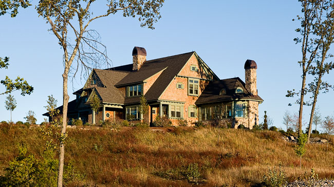 Private Residence with Views to Boston