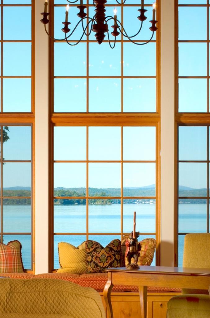 In love with living on Lake Winnipesaukee
