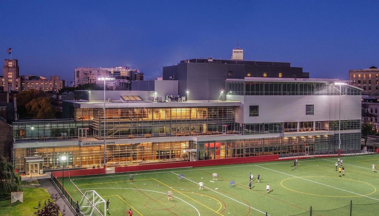 Winsor School Lubin-O'Donnell Center