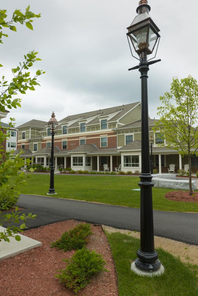 Merrimack College Residences