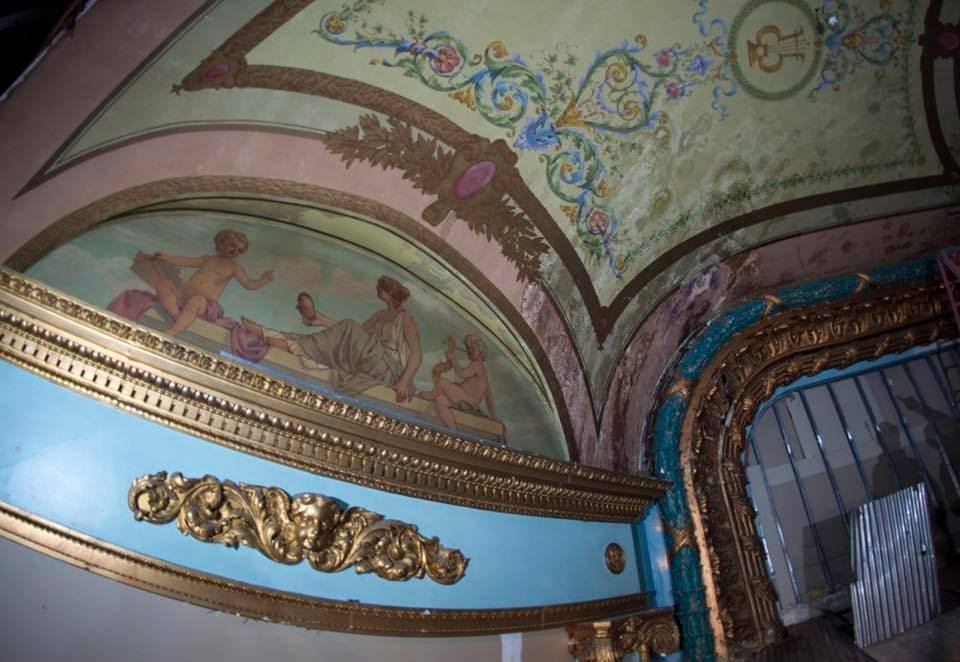 Colonial Theater Historic Restoration Project, Laconia NH