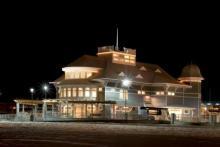 Hampton Beach State Park Seashell Building