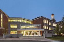 Portsmouth Middle School: Photo by Robert Benson Photography