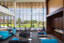 SNHU New Library: Photo by Chuck Choi