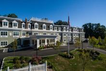 Brightview Senior Living on New Canaan: Photo by Joseph St. Pierre
