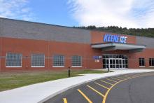 Keene Ice: Photo by Alexa Thayer