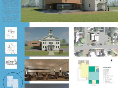 3rd Place: Adam Holmes AIA, PDT Architects, Portland, ME