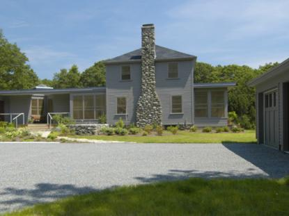 2013 AIANH Commendation Award: Mt. Wachusett Home, Daniel V. Scully Architects. Photo: Harriet Wise