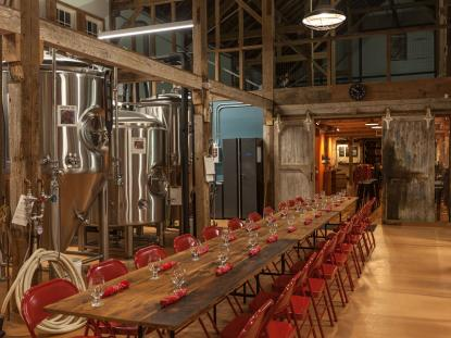 Merit Award: Throwback Brewery