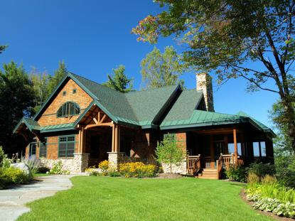 Honorable Mention: Sunapee Residence