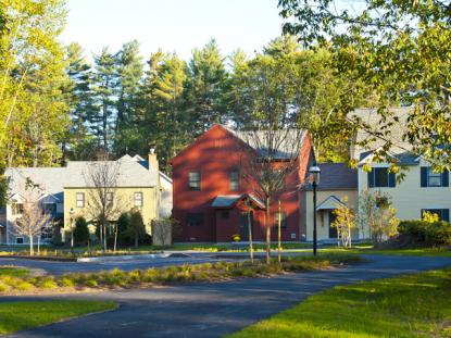 2012 AIANH Citation Award: Holderness School Dorms and Faculty Residences