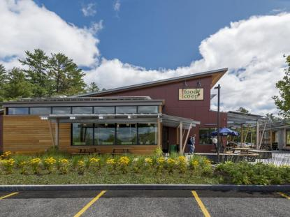 Littleton Food Coop, gbA Architecture and Planning, photo:  Gary Hall Photography