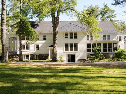 Monahon Award: Colony Hall, The MacDowell Colony