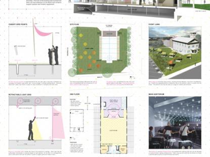 1st Place: Adam Lemire, LineSync Architecture, Wlimington, VT