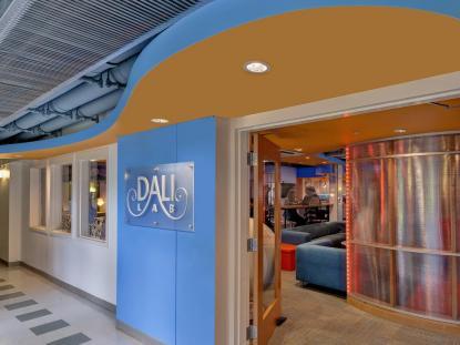 DALI Lab, Dartmouth College, Studio Nexus Architects + Planners, photo: Greg Bruce Hubbard